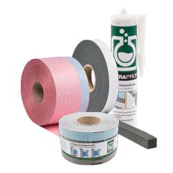 Produkte zur Fensterabdichtung von ULTRAprofi