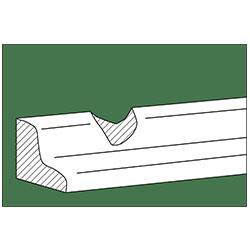 Ausgebrochene Holzstücke reparieren mit dem Holzreparaturstift